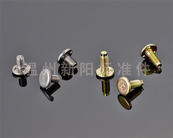 -非标螺栓- 彩锌    焊接螺栓