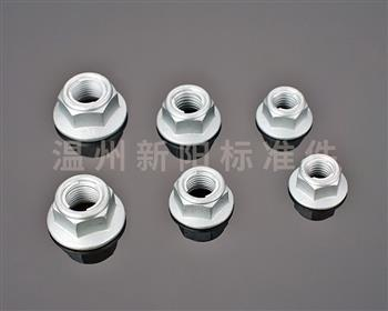 -非标螺母 -彩锌 -银色达克罗 -8.8级 -10.9级  高强度螺母